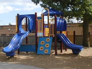 Daycare near me Playground Burlington