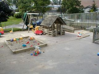 Daycare Playground Burlington