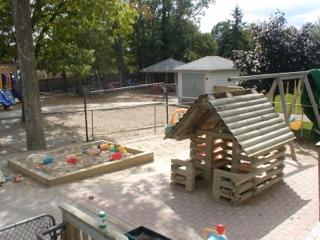 Daycare near me Burlington Playground