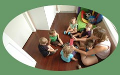 Daycare for toddlers Burlington
