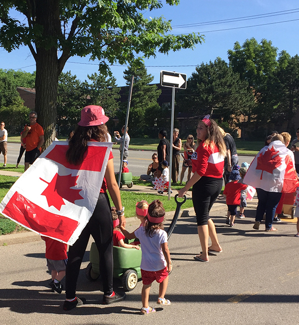 Day Care Canada Day
