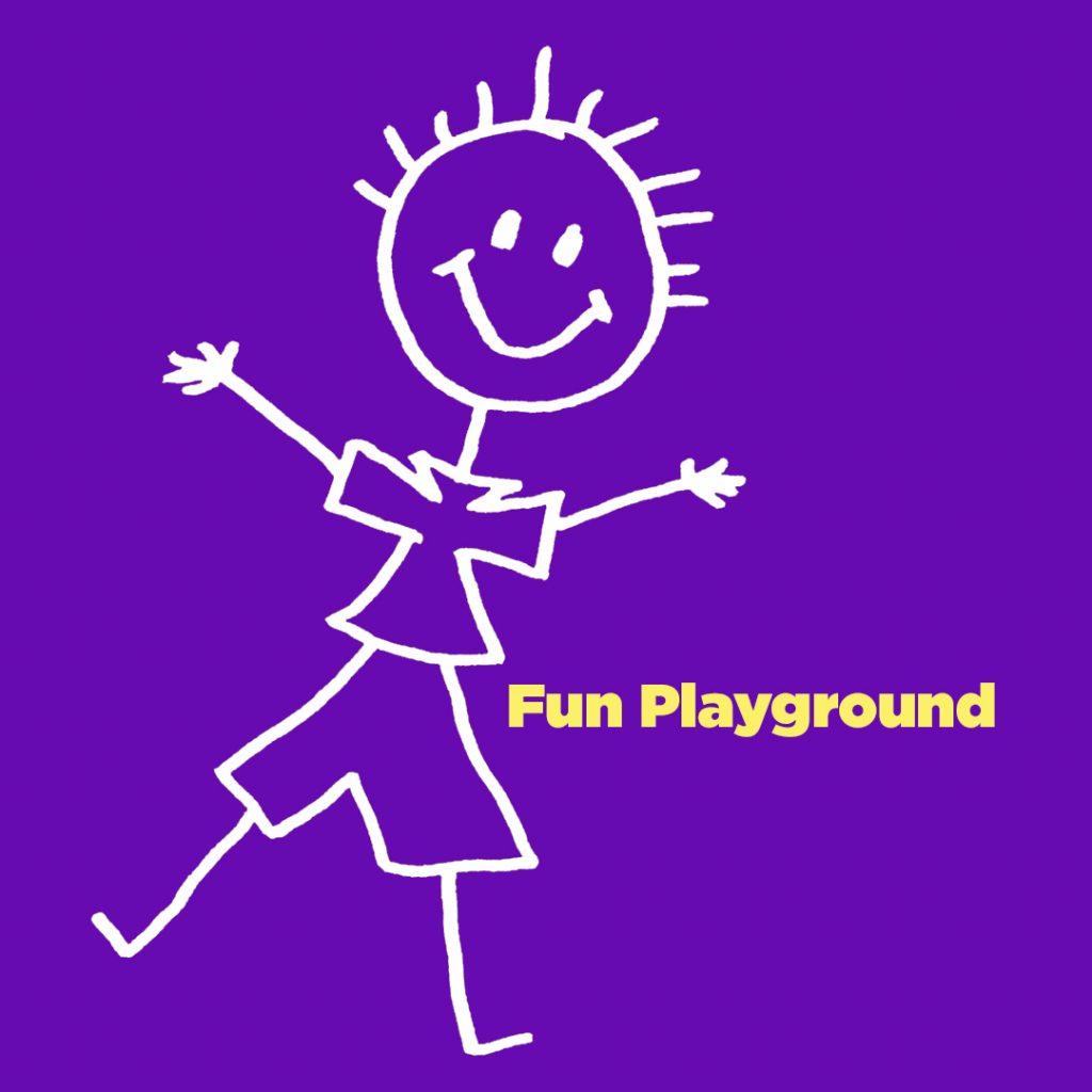 Daycare fun playground