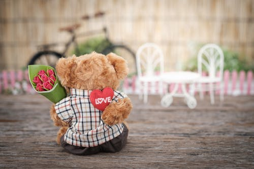 Valentine child care