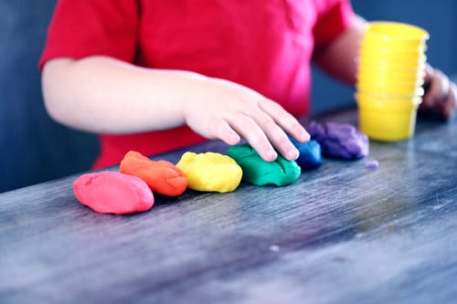 creative play childcare